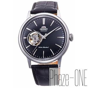 オリエント クラシック セミスケルトン 自動巻き 手巻き 時計 メンズ 腕時計 RN-AG0007B