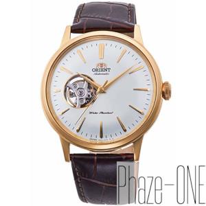 オリエント クラシック セミスケルトン 自動巻き 手巻き 時計 メンズ 腕時計 RN-AG0006S