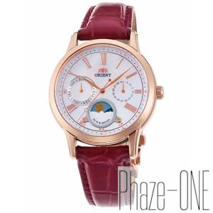 オリエント クラシック SUN&MOON クォーツ 時計 レディース 腕時計 RN-KA0001A