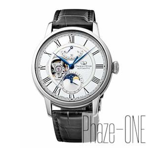 新品 即日発送可 オリエント オリエントスター ムーンフェイズ 自動巻き 手巻き 時計 メンズ 腕時計 RK-AM0001S