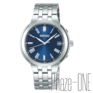 セイコー セイコーセレクション ソーラー 電波 時計 メンズ 腕時計 SBTM265