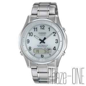 カシオ LINEAGE MULTI BAND6 デジアナ 時計 ソーラー 電波 時計 メンズ 腕時計 LCW-M100TSE-7AJF