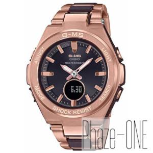カシオ ベイビーG G-MS MULTI BAND 6 ソーラー 電波 時計 レディース 腕時計 MSG-W200CG-5AJF