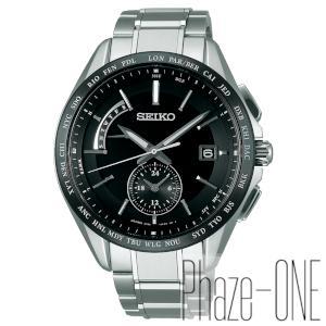 新品 即日発送可 セイコー ブライツ フライトエキスパート ソーラー 電波 時計 メンズ 腕時計 SAGA233