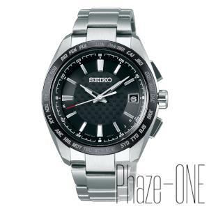 新品 即日発送可 セイコー ブライツ ソーラー 電波 時計 メンズ 腕時計 SAGZ091