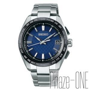 新品 即日発送可 セイコー ブライツ ソーラー 電波 時計 メンズ 腕時計 SAGZ089