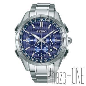 セイコー ブライツ フライトエキスパート ソーラー 電波 時計 メンズ 腕時計 SAGA191