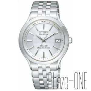 シチズン エクシード ソーラー 電波 時計 メンズ 腕時計 EBG74-2791