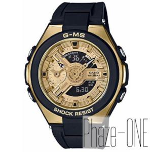 新品 即日発送 カシオ BABY-G G-MS デジアナ クォーツ 時計 レディース 腕時計 MSG-400G-1A2JF