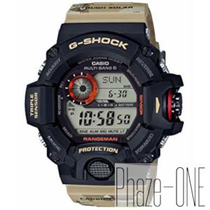 新品 即日発送可 カシオ Gショック レンジマン デザートカモ ソーラー 電波 時計 メンズ 腕時計 GW-9400DCJ-1JF