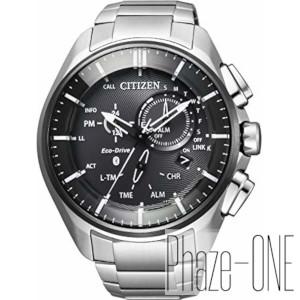 シチズン エコ・ドライブ Bluetooth ソーラー 時計 メンズ 腕時計 BZ1041-57E