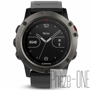 ガーミン フェニックス 5X サファイア ユニセックス 腕時計 010-01733-13
