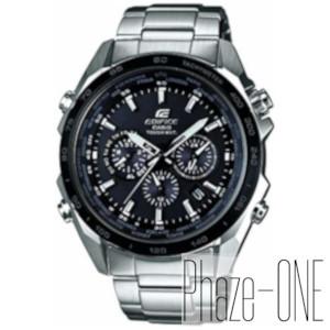 カシオ エディフィス タフ ソーラー 電波 時計 メンズ 腕時計 EQW-T610DB-1AJF