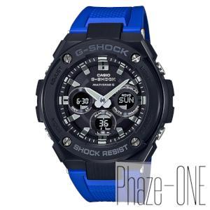 カシオ Gショック Gスティール ソーラー 電波 時計 メンズ 腕時計 GST-W300G-2A1JF