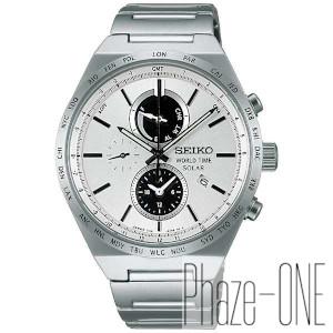 新品 即日発送可 セイコー スピリット クロノグラフ ソーラー 時計 メンズ 腕時計 SBPJ021