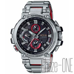 カシオ Gショック MT-G Bluetooth搭載 ソーラー 電波 時計 メンズ 腕時計 MTG-B1000D-1AJF