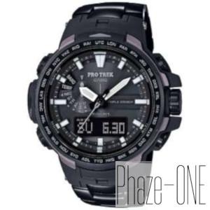新品 即日発送可 カシオ プロトレック ソーラー 電波 時計 メンズ腕時計PRW-6100YT-1JF