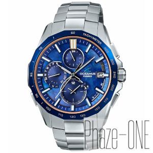 新品 即日発送可 カシオ オシアナス Manta Bluetooth搭載 ソーラー 電波 時計 メンズ 腕時計 OCW-S4000E-2AJF