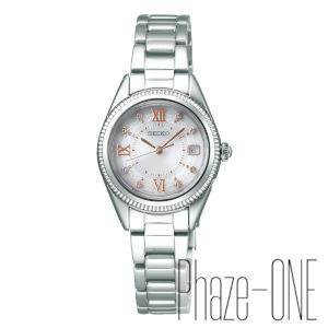 【コスパ高め】セイコー ティセ スペシャルエディション ソーラー 電波 時計 レディース 腕時計 SWFH061