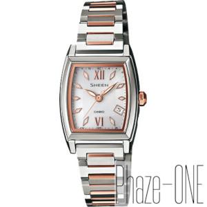 新品 即日発送 カシオ シーン ソーラー 電波 時計 レディース 腕時計 SHW-1503SG-7AJF