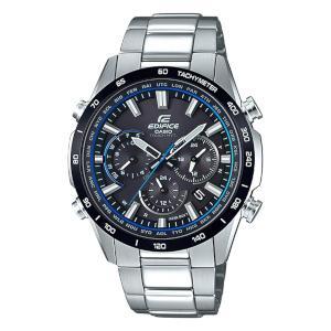 カシオ エディフィス ソーラー 電波 時計 メンズ 腕時計 EQW-T650DB-1AJF