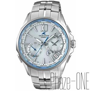 新品 即日発送 カシオ オシアナス マンタ 限定 モデル ソーラー 電波 時計 メンズ 腕時計 OCW-S3400H-7AJF