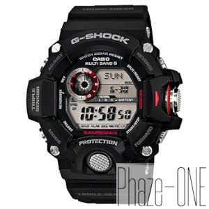 カシオ Gショック レンジマン タフ ソーラー 電波 時計 メンズ 腕時計 GW-9400J-1JF