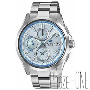 カシオ オシアナス Classic Line ソーラー 電波 時計 メンズ 腕時計 OCW-T2610H-7AJF
