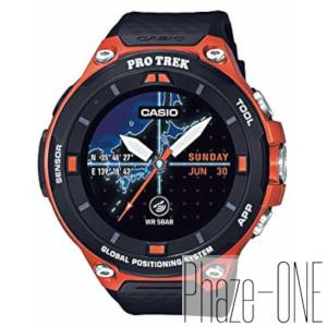 新品 即日発送可 カシオ スマート アウトドア ウォッチ プロトレック スマート ユニセックス 腕時計 WSD-F20-RG
