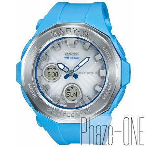 カシオ ベイビーG ビーチグランピングシリーズ ソーラー 電波 時計 レディース 腕時計 BGA-2250-2AJF