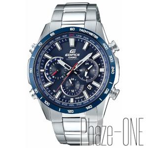 カシオ エディフィス ソーラー 電波 時計 メンズ 腕時計 EQW-T650DB-2AJF