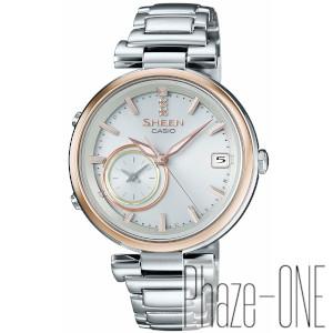 カシオ シーン Voyage TIME RING Series ソーラー 時計 レディース 腕時計 SHB-100SG-7AJF