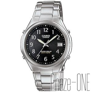 カシオ リニエージ ソーラー 電波 時計 メンズ 腕時計 LIW-120DEJ-1A2JF