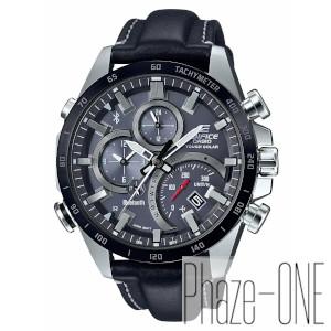 カシオ EDIFICE ソーラー 時計 メンズ 腕時計EQB-501XBL-1AJF