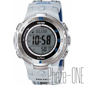 新品 即日発送可 カシオ プロトレック ソーラー 電波 時計 メンズ 腕時計 PRW-3000G-7JR