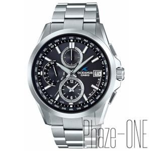 カシオ オシアナス Classic Line ソーラー 電波 時計 メンズ 腕時計 OCW-T2600-1A2JF