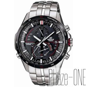 カシオ エディフィス ソーラー 電波 時計 メンズ 腕時計 EQW-A1300DB-1AJF