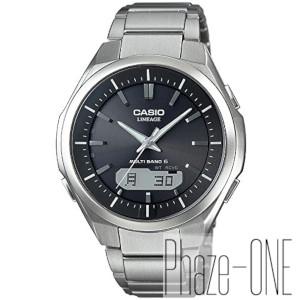 カシオ リニエージ デジアナ ソーラー 電波 時計 メンズ 腕時計 LCW-M500TD-1AJF