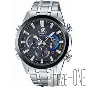 カシオ エディフィス ソーラー 電波 時計 メンズ 腕時計 EQW-T630JDB-1AJF