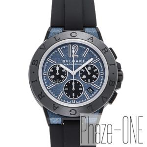 新品 即日発送可 ブルガリ ディアゴノ マグネシウム クロノグラフ 自動巻き 時計 メンズ 腕時計 DG42C3SMCVDCH