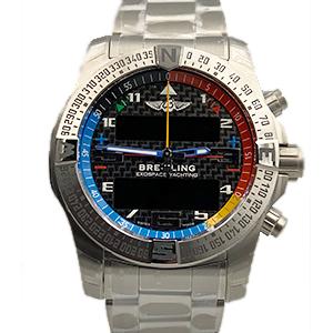 新品 即日発送可 ブライトリング プロフェッショナル エクゾスペース B55 ヨッティング クロノグラフ クォーツ 時計 メンズ 腕時計 E550B-1PST