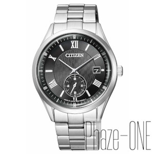 シチズン シチズンコレクション エコ・ドライブ ソーラー 時計 メンズ 腕時計 BV1120-91E