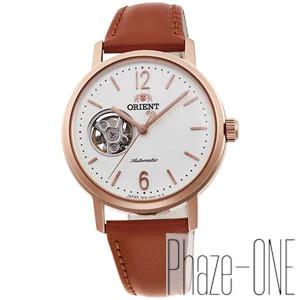 オリエント クラシック 自動巻き 手巻付き 時計 メンズ レディース兼用 腕時計 RN-AG0022S