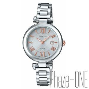 カシオ シーン ソーラー 時計 レディース 腕時計 SHS-4502D-7AJF