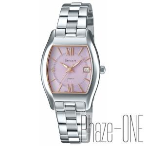 カシオ シーン ソーラー 時計 レディース 腕時計 SHS-4501D-4AJF
