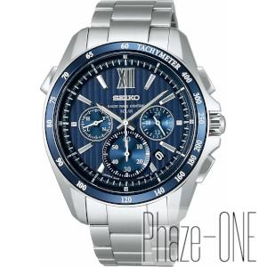 新品 即日発送可 セイコー ブライツ ソーラー 電波 時計 メンズ 腕時計 SAGA151