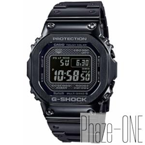 新品 即日発送可 カシオ Gショック MULTI BAND6 Bluetooth搭載 ソーラー 電波 時計 メンズ 腕時計 GMW-B5000GD-1JF