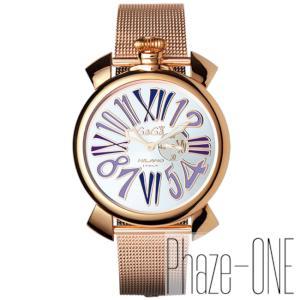 【あす楽対応】 GAGA MILANO ガガミラノ スリム 46mm メンズ レディース 腕時計 5081.3