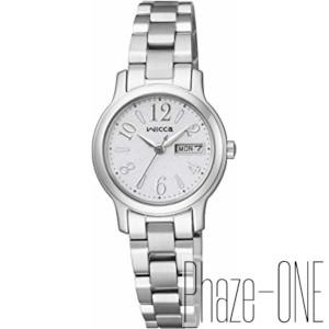 シチズン ウィッカ ソーラーテック 時計 レディース 腕時計 KH3-410-11