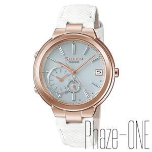 新品 即日発送可 CASIO カシオ シーン モバイルリンク ソーラー 時計 レディース 腕時計 SHB-200CGL-7AJF